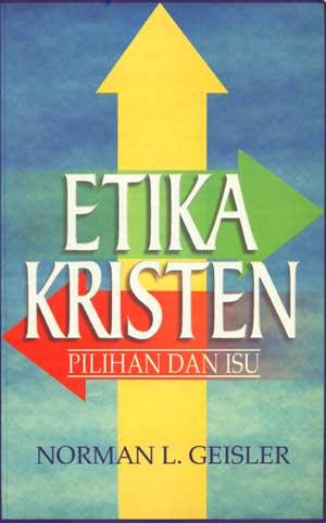 Sharing Buku Etika Kristen